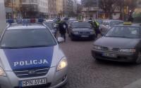 Taksówkarze kontrolowani w Gdyni
