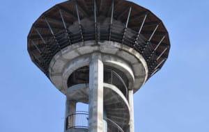 Wiosna wiosną, ale na wieżę widokową w Kolibkach nie wpuszczają?