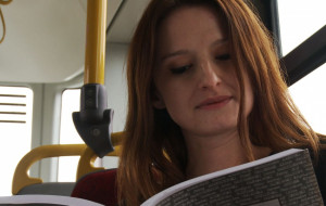 W tramwaju ściągniesz elektroniczną książkę