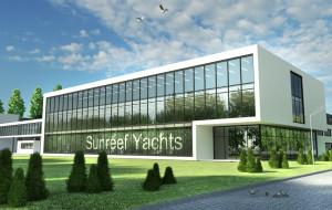 Nowy zakład gdańskiej stoczni Sunreef Yachts