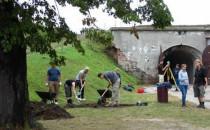 Archeolodzy przekopują Twierdzę Wisłoujście