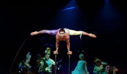 Alegría - cyrk najwyższych lotów zachwyca w Ergo Arenie