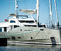 Conrad 115 Lunar w Jachtklubie Stoczni Gdańskiej