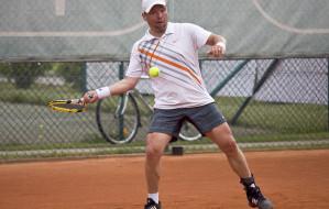 Tenis ziemny dla pomorskich firm w Sopocie