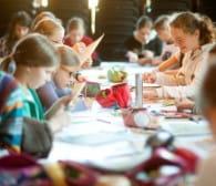 Weekend artystyczno-naukowy dla najmłodszych