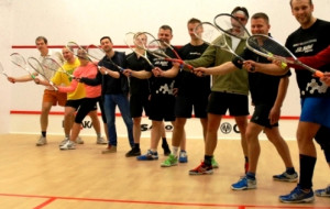 Otwarte Mistrzostwa Pomorza w squashu
