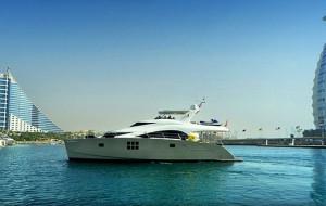 Sunreef Yachts z nowym biurem w Dubaju
