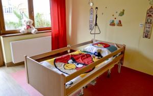 Dziecięce hospicjum otwarte. Pierwsi pacjenci po nowym roku