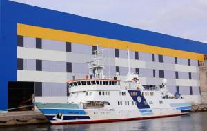 Nowa hala Vistalu Gdynia gotowa do rozpoczęcia produkcji