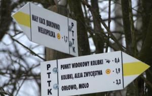 Szlak Kępy Redłowskiej w Gdyni