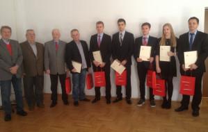 Gdańscy floreciści nagrodzeni przez miasto