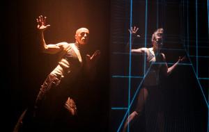 """Druga twarz Sopockiego Teatru Tańca - o spektaklu """"2 twarze"""" w Teatrze na Plaży"""