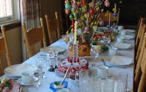 Wielkanoc poza domem już nie dziwi