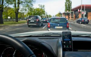 Coraz więcej obaw kierowców przed pełnym fotoradarów Tristarem