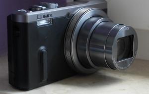 Panasonic TZ60 - oczko wyżej od aparatu w smartfonie