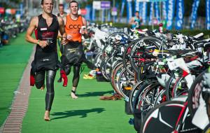 Herbalife Triathlon pełen gwiazd