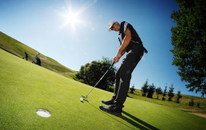 15-latek zwyciężył Sequra Golf Cup