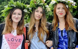 Wianki, zabawa i muzyka na powitanie lata w Gdyni