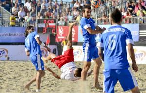 Polscy piłkarze przegrali po dogrywce z Grecją