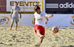 Polscy piłkarze plażowi nie dogonili Portugalii