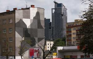 Mural, który nie rozsadza miasta