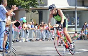 Gwiazdy w Herbalife Triathlon Gdynia