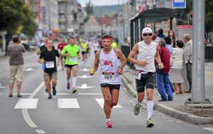 20. maraton na ponad tysiąc uczestników