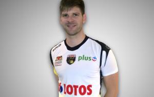 Uczestnik mistrzostw świata w Lotosie Treflu