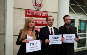 Spór o podatek od nieruchomości w Gdyni