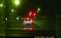 Atak gazem po sprzeczce na drodze