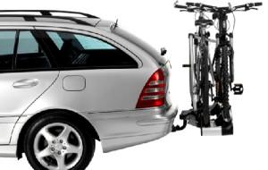 Bagażniki rowerowe na hak a polskie prawo