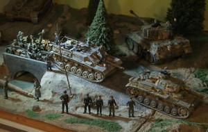 Pasjonują go czołgi II wojny światowej