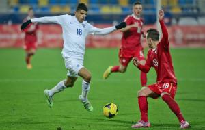 U-18: Polska - Anglia 2:3. 3 tys. kibiców w Gdyni. Ile na rewanż w Gdańsku?