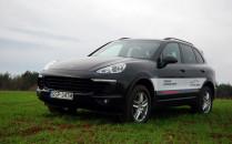 Nowe (jeszcze szybsze) Porsche Cayenne