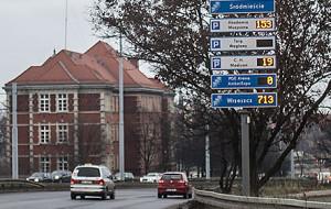 Nowe drogowskazy ułatwiają parkowanie. Na razie tylko w Gdańsku