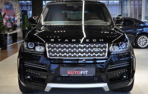 Range Rover Startech. Nie spotkasz go w terenie