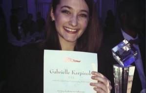 Najlepsza studentka z zagranicy na GUMedzie