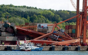 Zeznania dyżurnego portu obciążają kapitana Steny Spirit