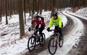 Rowerowa zadyszka po trójmiejskich lasach