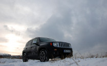 Renegade. Born to be Jeep