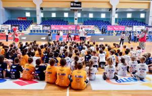 Gortat zorganizował ferie dla dzieci z Donbasu