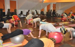 Fitness specjalnie dla seniorów