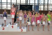 Gdyńskie gimnastyczki najlepsze w PP