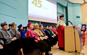 Uniwersytet Gdański skończył 45 lat