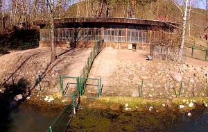Wiosenne nowości w ZOO: pawilon, woliery i domek