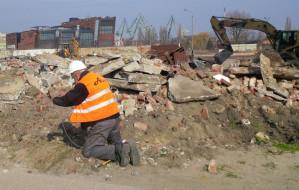 Zburzono przedwojenną halę widowiskową przy Wałowej