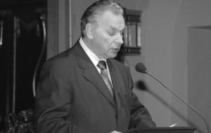 Nie żyje Jerzy Treder, wybitny profesor