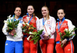 Medale floretu w mistrzostwach Europy U-23