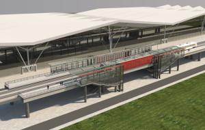 Otoczenie lotniska zmieni oblicze. Nowa pętla autobusowa, parkingi, taxi i PKM