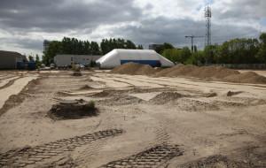 Tak powstaje ministadion piłkarski